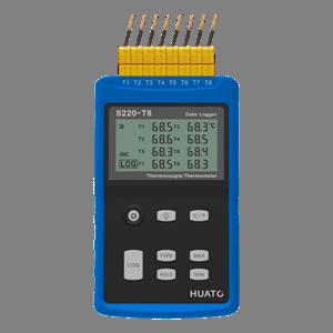 -Dataloggerמכשיר מדידה ואיסוף נתונים