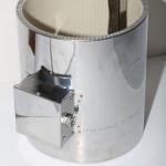 גוף חימום בנד קרמי עבור אקסטרודרים ומכונות הזרקה לתעשיית הפלסטיק
